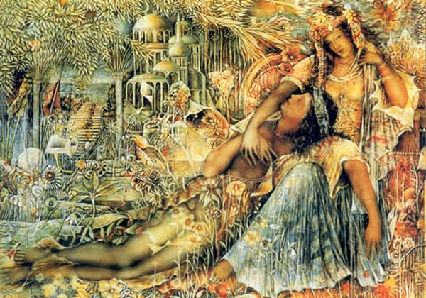 relationship between eros and aphrodite